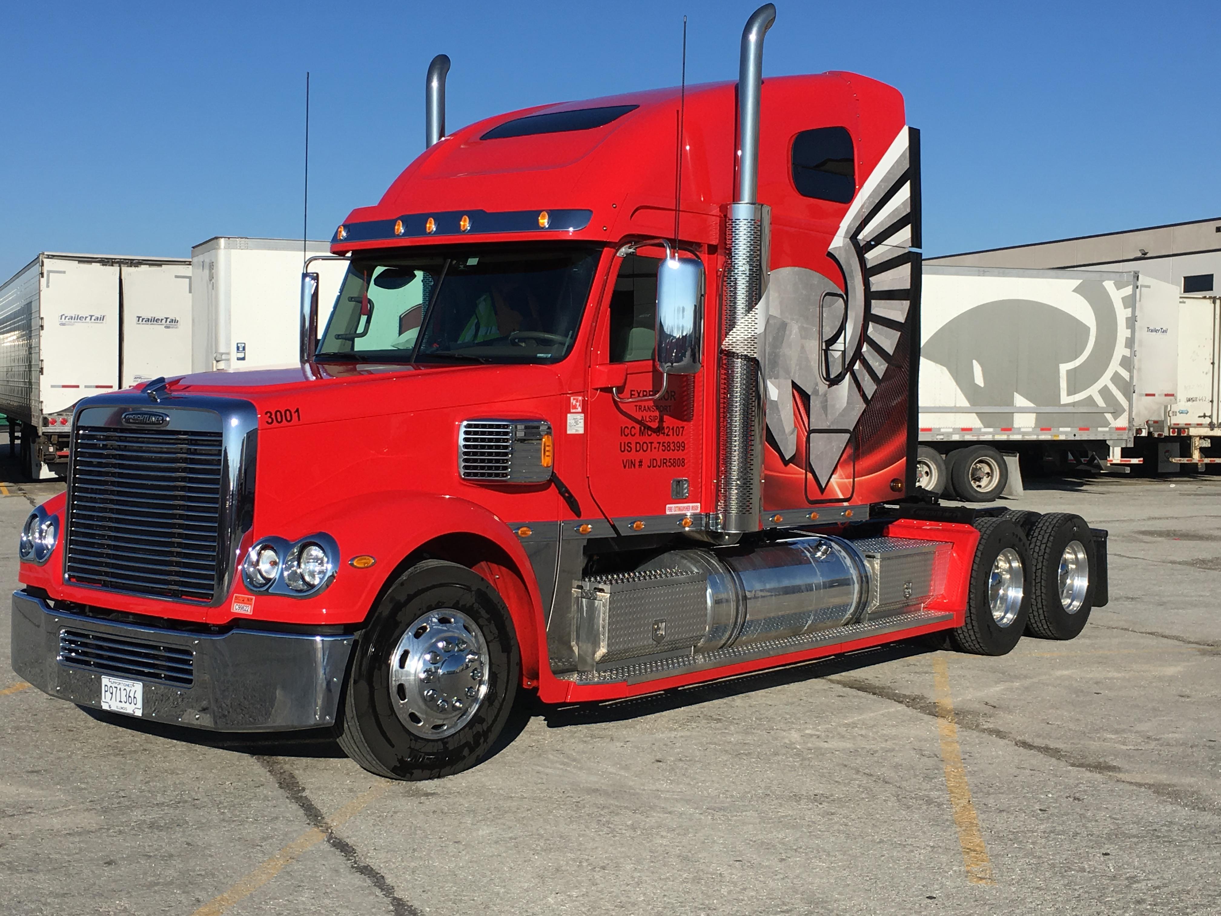 Experior Truck